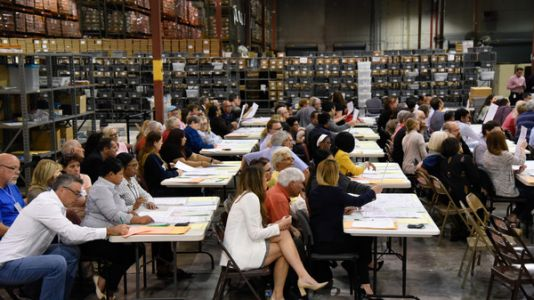 Florida Recount Deadline Approaches; Scott Calls On Nelson To Concede