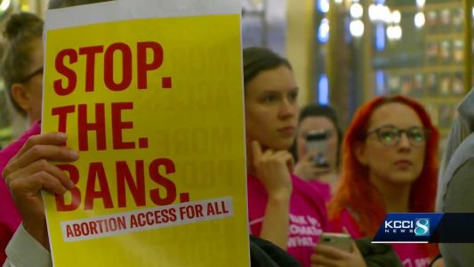Protesters flood Statehouse in rally against abortion restrictions