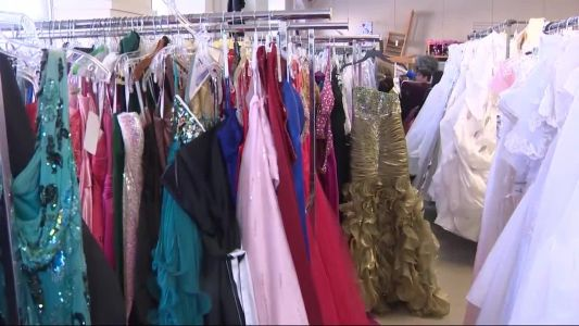 Prom gown donor will close shop after 12 years