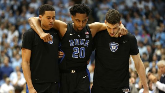 March Madness 2019: Duke's Marques Bolden to return, Jack White out for Round 1