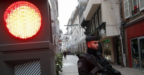 Strasbourg shooting suspect: An ex-convict tracked by police