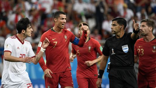 LIVE: Iran vs Portugal