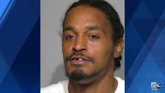 Man accused of breaking into Miller Park wanted to 'write his name in cursive with the tractor'