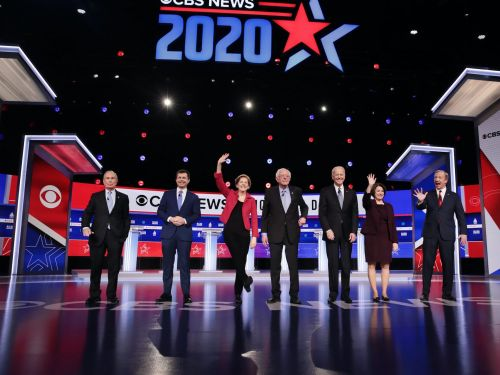 Where are they now? Catching up with the Democratic presidential candidates and 25 of their key staffers as they prepare for the Biden era