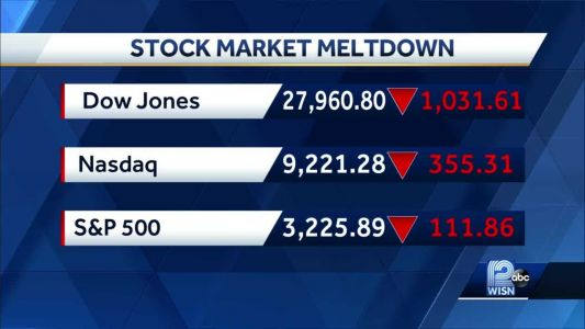 Experts discuss stock market meltdown