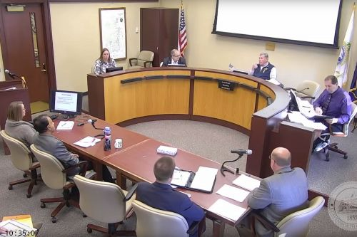 County commissioner tells black woman he is member of 'master race'