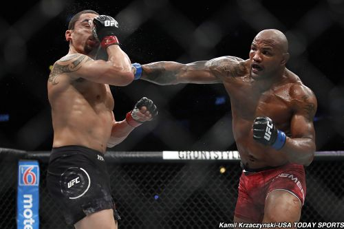'Superhuman' Yoel Romero's quick recovery from rough weight cut? Robert Whittaker has questions