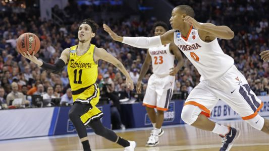 UMBC knocks off UVA in first round of NCAA tourney