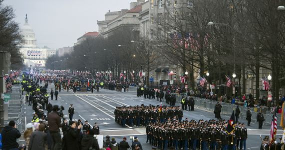 Trump's veterans parade delayed until at least 2019