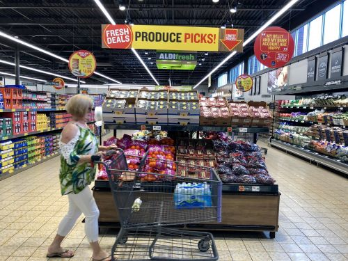 Aldi is overhauling its stores to win the grocery wars - and it's coming straight for Walmart and Kroger