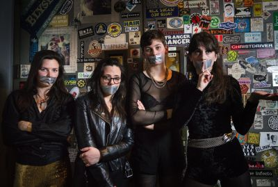 'Thunderpussy' disparaging or empowering? Seattle band awaits U.S. Supreme Court ruling on controversial names
