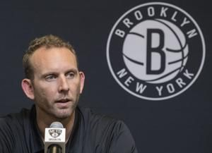 Nets GM fined, suspended for entering refs locker room