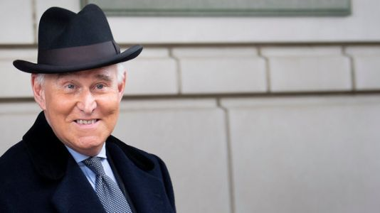 Trump Commutes Sentence Of Longtime Friend And Adviser Roger Stone