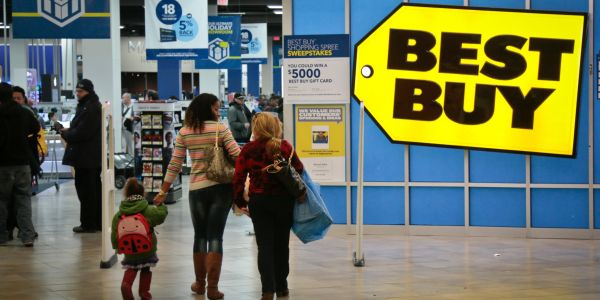 Best Buy's digital-sales growth slows
