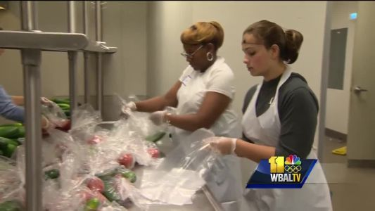 Honor Rows: HOBY Maryland shaping youth through volunteering