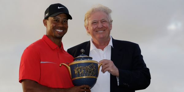 Trump says he will be awarding Tiger Woods the Presidential Medal of Freedom after win at the Masters