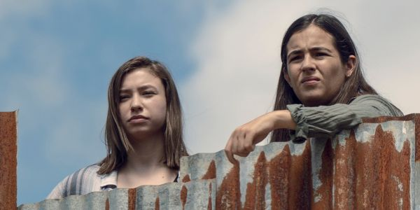 'The Walking Dead's' Katelyn Nacon was 'a little bummed out' her character was pushed into another love interest role
