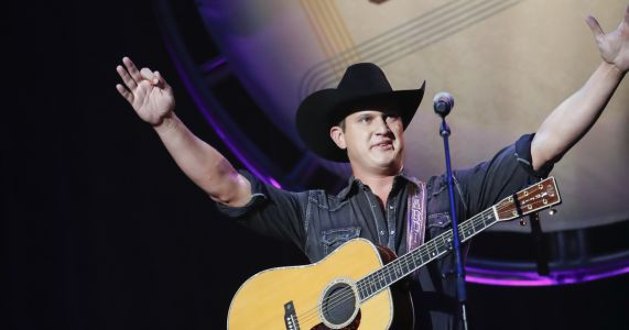 Jon Pardi kicks off new country album with fiddles