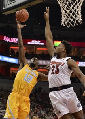 Nwora, Williams power Louisville easily past Southern 104-54