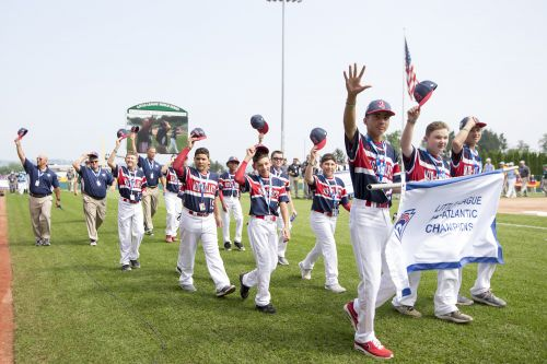 Staten Island team wins first game of Little League World Series