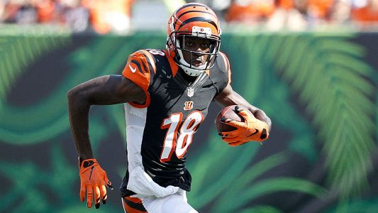 A.J. Green injury update: Bengals WR says he expects to play against Falcons next week