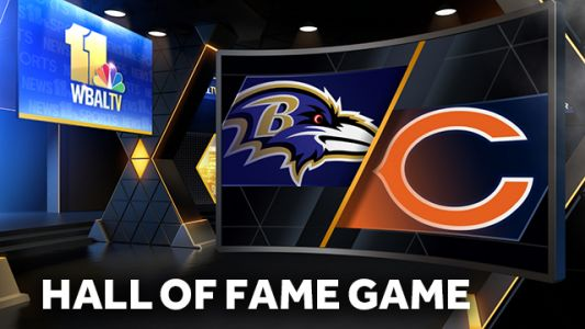 Ravens to play in Hall of Fame Game for first time
