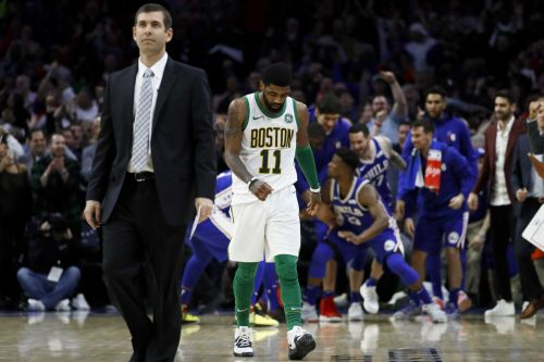 Celtics fall to 76ers after building 11-point halftime lead