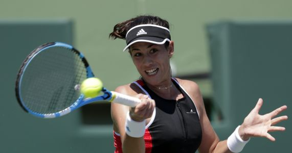 Garbine Muguruza opts for relaxed approach at French Open