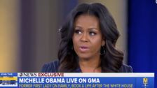 Michelle Obama On Jenna And Barbara Bush, Chelsea Clinton: 'I Love Those Girls'