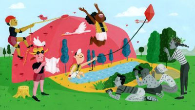 Are Helicopter Parents Ruining Summer Camp?