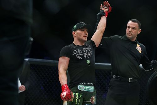 Michael Chandler would love to finish trilogy with fellow free agent Eddie Alvarez