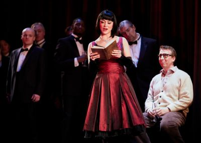 At Seattle Opera, a much different look at 'La traviata''