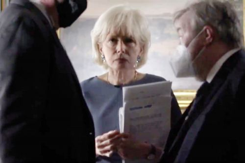 Trump tweets video of mask-free Lesley Stahl after 60 Minutes interview
