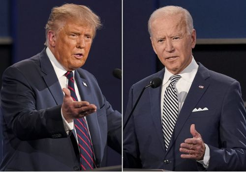 Biden, Trump focus on battleground states in 11th-hour pitch