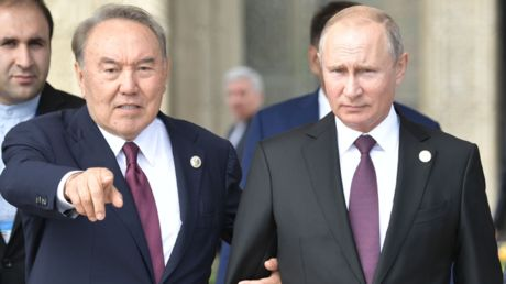 Kazakhstan to remain Russia's key ally after Nazarbayev resigns as president, but stays in govt