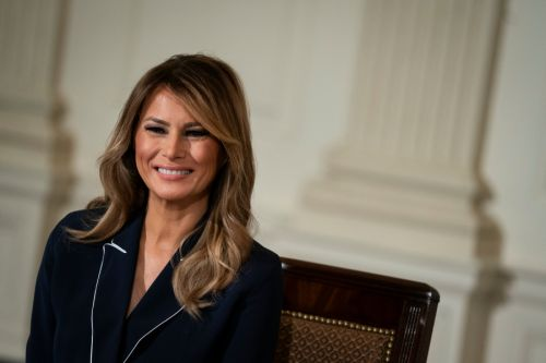 Melania Trump cancels trip to Pennsylvania rally because of COVID cough