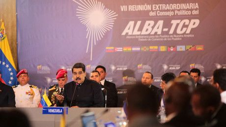 Maduro urges Latin American states to join oil & gold-backed cryptocurrency project