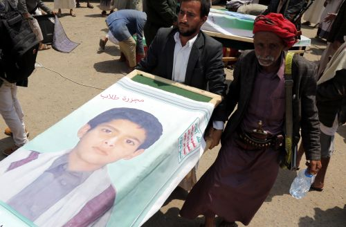 Here's why you aren't hearing about the civilians the U.S. is killing in Yemen