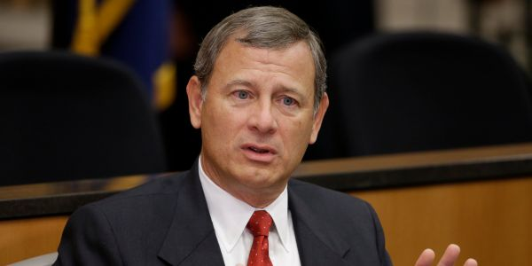 Chief Justice John Roberts rebukes Trump and defends federal judges in rare statement