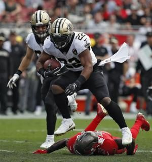 Brees leads 2nd-half comeback, Saints beat Buccaneers 28-14