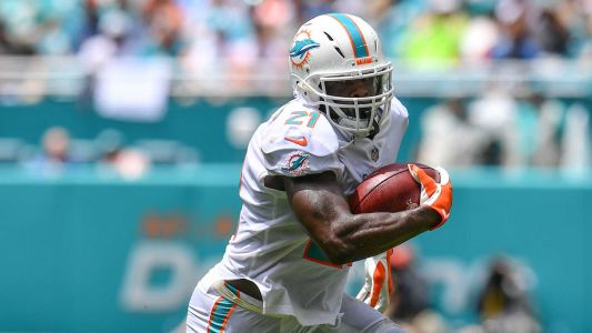 Frank Gore injury update: Dolphins RB reportedly sprained foot against Vikings