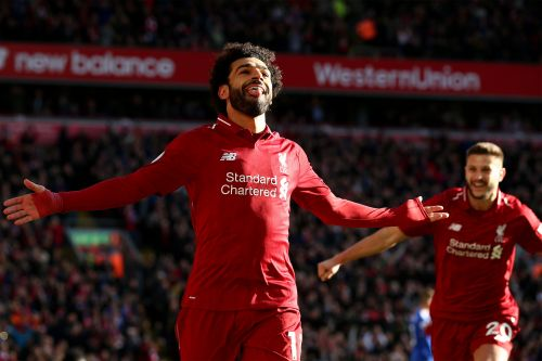 Liverpool FC is quietly on the market