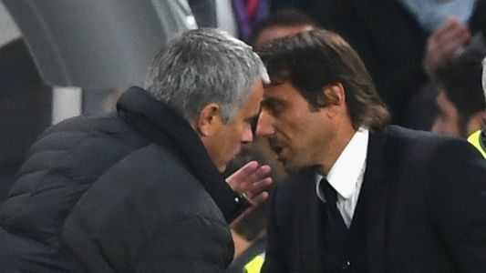 'It's okay' between Conte and Mourinho as Chelsea boss moves on from feud