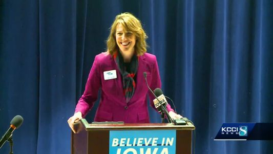 Commitment 2018: Axne vying to be first Iowa woman in Congress