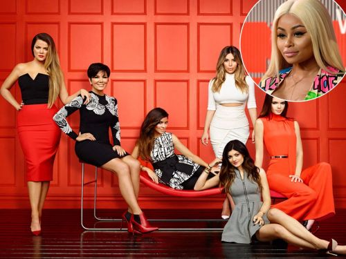Blac Chyna says the entire Kardashian family is trying to ruin her - and she's suing them for 'millions of dollars'