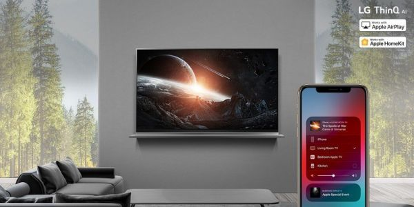 LG's UHD UM7X TV series gets AirPlay 2 and HomeKit support