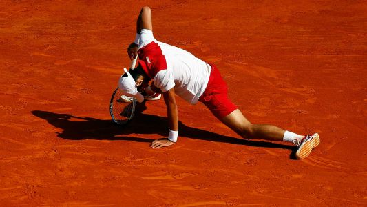 Novak Djokovic sent packing in Monte Carlo