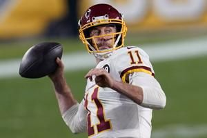Washington releases Comeback Player of the Year Alex Smith