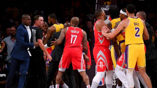 Did Rajon Rondo spit in Chris Paul's face? New video supports Paul's claims