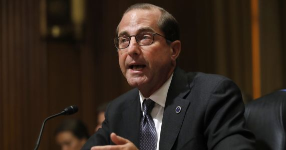 US health chief says overdose deaths leveling off